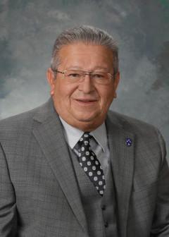 State Representative Eliseo Lee Alcon (D)