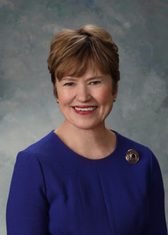 State Representative Christine Chandler (D)
