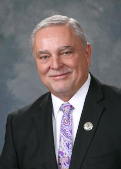 Former State Representative George Dodge (D)