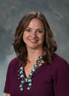 State Representative Rebecca Dow (R)