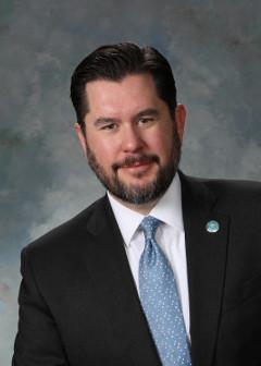 State Representative Brian F. Egolf (D)