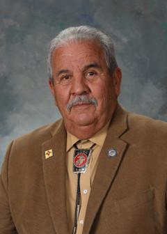 State Representative Harry Garcia (D)