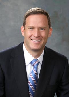 Former State Representative Nate Gentry (R)