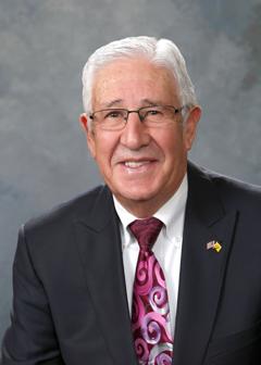 Former State Representative Larry A. Larrañaga (R)