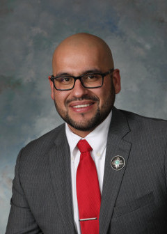 State Representative Javier Martínez (D)