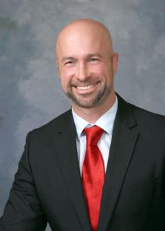 Former State Representative Bill McCamley (D)