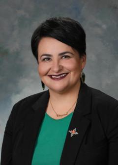 State Representative Angelica Rubio (D)