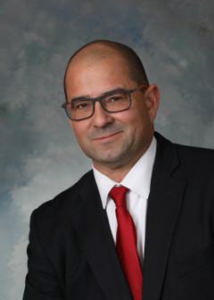 State Representative Patricio Ruiloba (D)