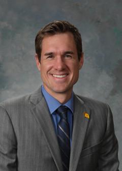 State Representative Gregg Schmedes (R)