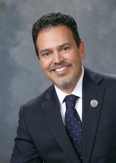 Former State Representative Carl Trujillo (D)