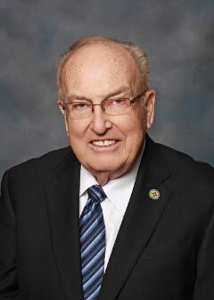 Former State Senator Carroll H. Leavell (R)
