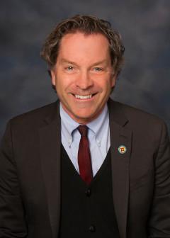 State Senator Bill B. O'Neill (D)