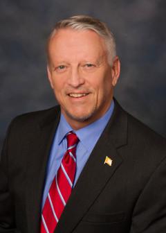 State Senator Sander Rue (R)