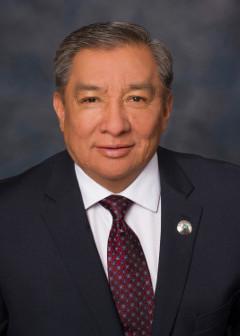 State Senator Benny Shendo (D)