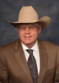 State Senator Pat Woods (R)