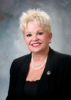 Former State Representative Nora Espinoza (R)