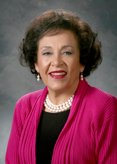Former State Representative Mary Helen Garcia (D)