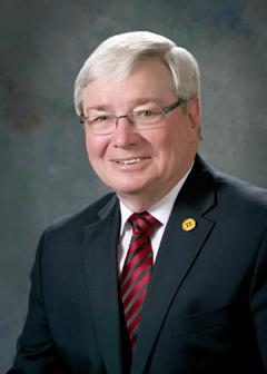 Former State Representative William J. Gray (R)