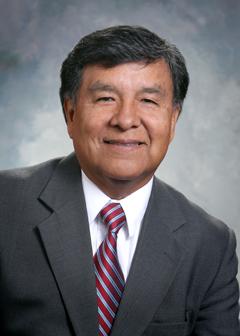 Former State Representative James Roger Madalena (D)