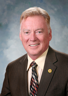 Former State Representative Terry McMillan (R)
