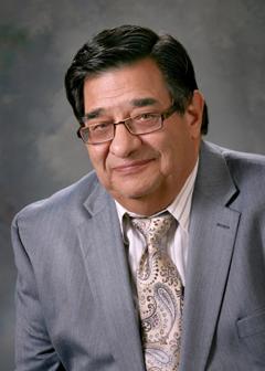 Former State Representative Edward C. Sandoval (D)
