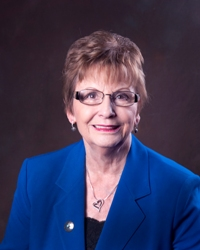 Former State Representative Shirley Tyler (R)