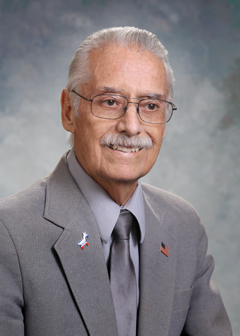 Former State Representative Luciano Varela (D)