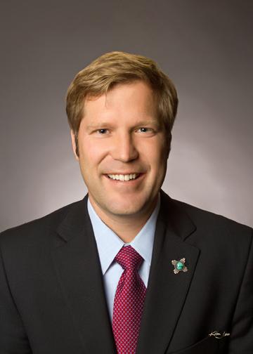 Former State Senator Timothy M. Keller (D)