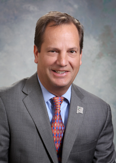Former State Senator John Ryan (R)