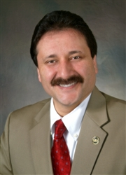 Former State Representative Andrew Barreras (D)