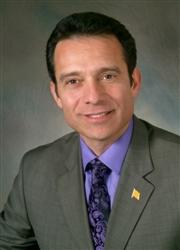 Former State Representative José Campos (D)