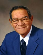 Former State Representative Fred Luna (D)