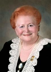 Former State Representative Gloria Vaughn (R)
