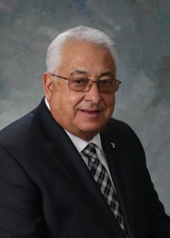 State Senator Roberto J. Gonzales (D)